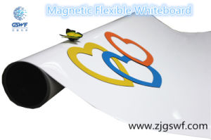 Magnetic Flexible Whiteboard Sticker on Wall, Metal Sheets (WF110) pictures & photos