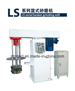Basket Wet Grinding Sand Mill for Pesticide, Paint, Ink, Pigment pictures & photos