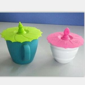 Ceramic Coffee Cup with Silicone Lids and Mat pictures & photos