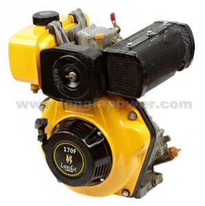 High Quality Small Diesel Engine (LF170F) with CE Soncap pictures & photos