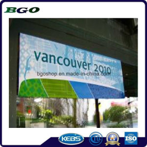 PVC Mesh Banner Mesh Fabric Display Stand (500X1000 18X12 270g) pictures & photos