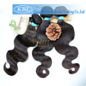 Black Hair Brazilian Big Wave Human Hair Extension pictures & photos