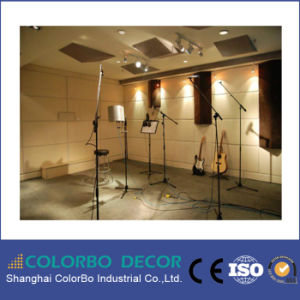 Sound Absorption Polyester Acoustic Wall Panel for Theatre pictures & photos