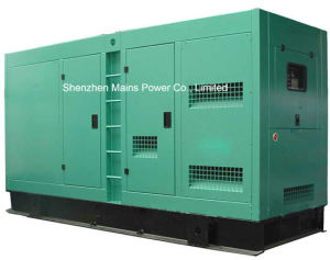310kVA 250kw Standby Power Cummins Soundproof Diesel Generator pictures & photos