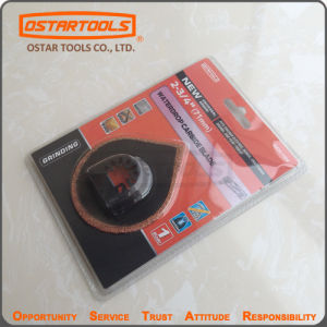 Card Tear Drop Shaped Carbide Grinding Abrasive Saw Blade pictures & photos