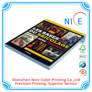 Softcover Paper Book Printing Soft Cover Cooking Book