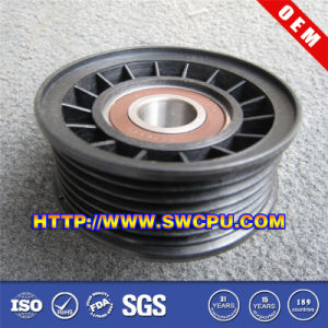 Anti Abrasion Plastic Pulley for Door (SWCPU-P-P352) pictures & photos