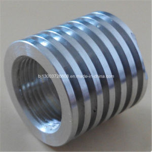 Precision Metal Parts, Big Bushing with CNC Machining