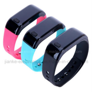 Hot Selling Waterproof Bluetooth Smart Wristband with Logo Printed (4005)