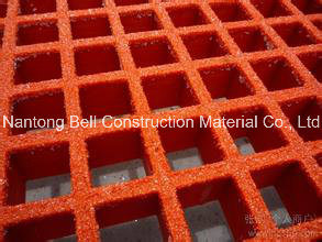 FRP/GRP Grating, Fiberglass Molded Grating, Pultruded Grating. pictures & photos