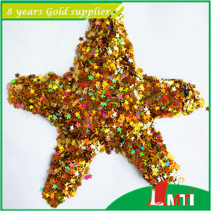 Flash Plastic Glitter for Decoration Now Big Sale pictures & photos