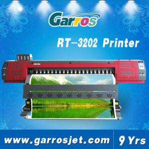 3.2m Garros Inkjet Banner Printer Eco Solvent Plotter Printer pictures & photos