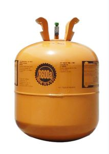 R600A Refrigerant Gas with High Purity 99.9% for Air Conditioning