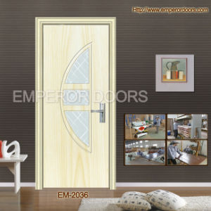 Wpvc Door, PVC Glass Door, PVC Veneer Door, Wooden MDF Door