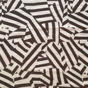 Printed Silk Crinkle Ggt in 5.5m/M