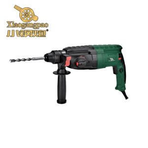 850W 28mm Electric Rotary Hammer Drill with Ce (LJ-81028A) pictures & photos