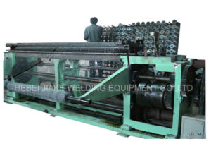 Stainless Steel Hexagonal Wire Mesh Making Machine pictures & photos
