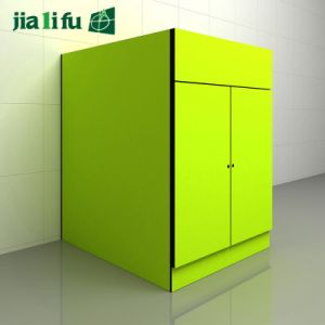 Jialifu 2 Door European Wholesale Furniture HPL Locker pictures & photos