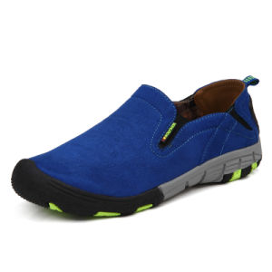 Sports Hiking Shoes Breathable Climbing Outdoor Trekking Shoes (AK8978) pictures & photos