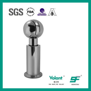 Stainless Steel Sanitary Rotary Cleaning Ball pictures & photos