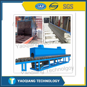 YQ Professional Cheap Pipe Shot Blasting Machine pictures & photos