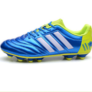 Football Shoes Sports Outdoor Soccer Shoes for Men Shoe (AK1561-1D) pictures & photos