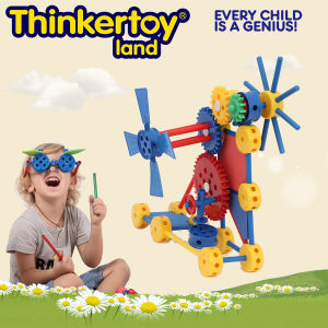 Plastic Machine Operation Gear Construction Block Toy for Boy pictures & photos