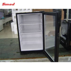 Wholesales Price Mini Glass Door Fridge for Hotel and Home Use pictures & photos