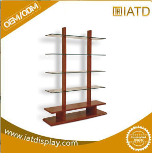 Wall Stand Pop up Wood Floor Store Reail Display pictures & photos