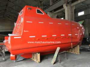 Free Fall Lifesaving Lifeboat Launching Davit Appliance for Sale pictures & photos