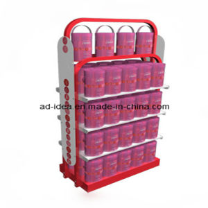 Floor Metal Rack for Health Care Product, Metal Rack (AD-130507) pictures & photos