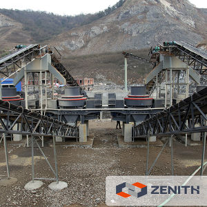 10-200 Tph High Quality Efficient Sand Crusher Line pictures & photos