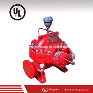 Diesel Engine Drive Fire Fighting Water Pump (UL) pictures & photos