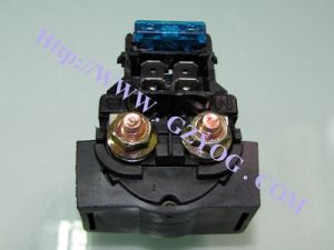 Yog Motorcycle Spare Parts Starter Relay Titan Todas pictures & photos