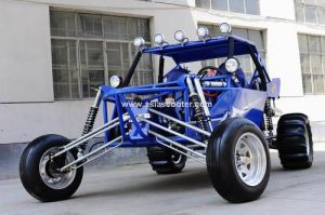 2 Seats Desert Sand Buggy Dune Buggy Racing Go Kart pictures & photos