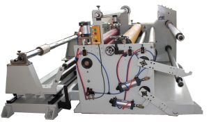 Key Protector Film and Adhesive Film Slitting Machine (DP-1300) pictures & photos