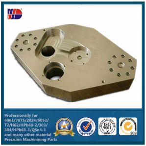 High Precision CNC Machine Aluminum 5052 Metal Precision Parts pictures & photos