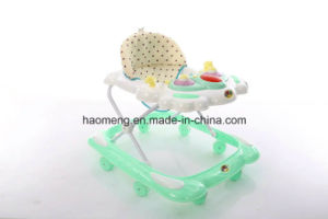 PU Wheel Baby Walker for Learning Walk pictures & photos