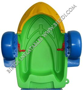 Biki Paddling Boats/Paddle Boat/Pedalo for Sell or Renting, Adult Hand Paddle Boat pictures & photos