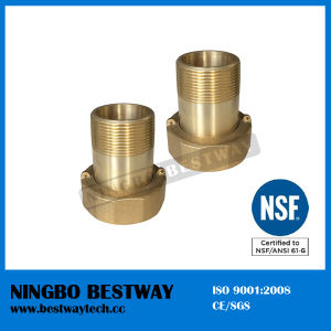 Best Quality Lead Free Eco Brass Water Meter Coupling pictures & photos