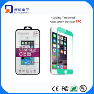 Tempered Glass Protector Film for iPhone 6 Plus (LCIMD-F418) pictures & photos