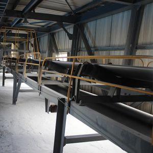 PVC Belt Conveyer Transporter System Supplier pictures & photos