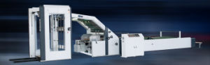 High Speed Automatic Flute Laminating Machine (QTM-1600) pictures & photos