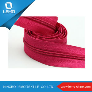 Nylon Zipper with Wholesale Girl Dresses pictures & photos