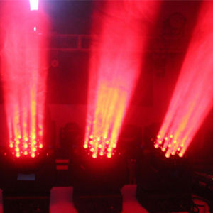 36PCS 3W LED Moving Head Beam Wash Light