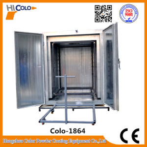 Electric Powder Coating Curing Oven for Powder Coating System (COLO-1864) pictures & photos