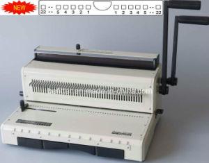Calendar Binding Machine / Wire Binding Machine pictures & photos