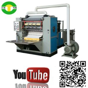 Full Auto 4 Line Box Drawing Type Facial Tissue Machine, Tissue Face Embossing Machine Equipment pictures & photos