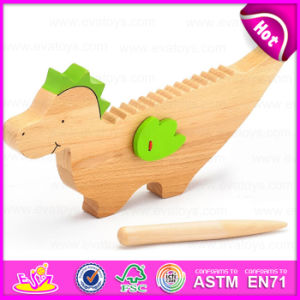 2016 Brand New Wooden Castanet Toy, Musical Wooden Castanet Toy, Hot Sale Wooden Castanet Toy W07I123 pictures & photos