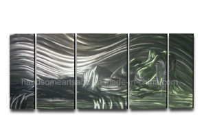 Sexy Nude Lady Metal Wall Art / Aluminum Painting pictures & photos